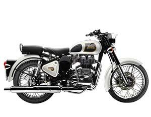 Royal Enfield Classic 350 - Ash