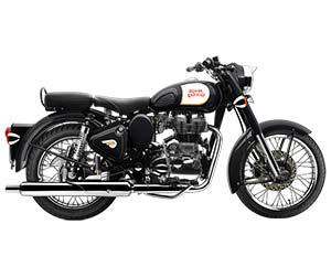 Royal Enfield Classic 350 - Classic Black