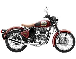 Royal Enfield Classic 350 -