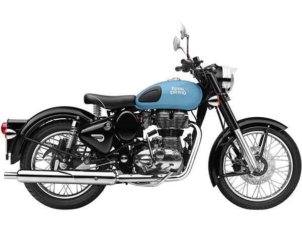Royal Enfield Classic 350 - Redditch Blue