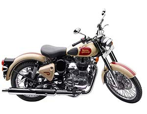 Royal Enfield Classic 350 - Tan