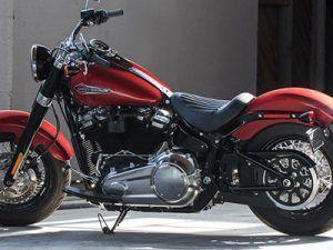 Tampilan Model Softail® Harley Davidson