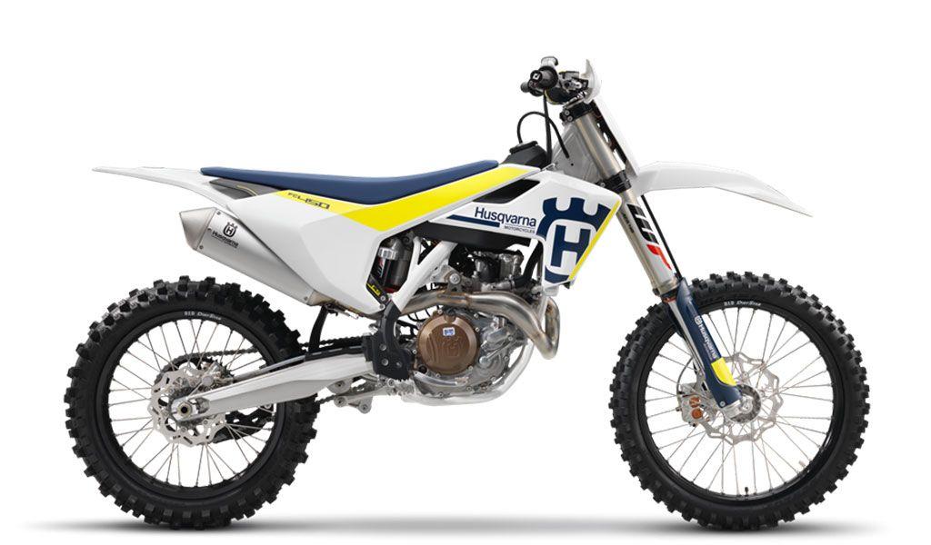 husqvarna motocycle fc450