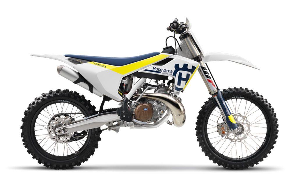husqvarna motocycle tc250