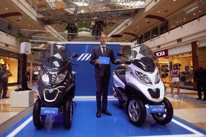 Piaggio MP3 500 Produk Premium Piaggio Indonesia