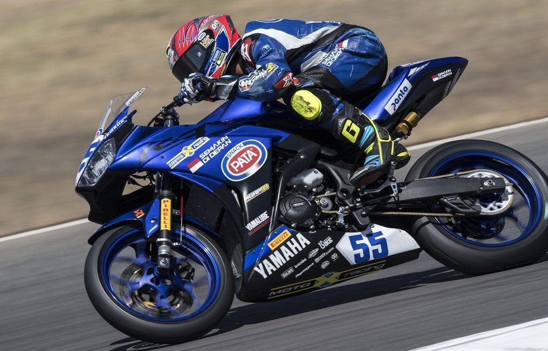 WSSP300 - Galang Hendra Superpole 2 - Honda Racing Team