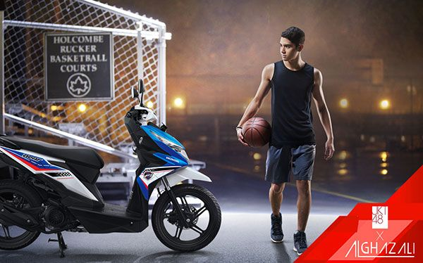 All New Honda Beat eSP - Al Ghazali