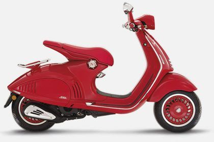 Vespa 946 Red Indonesia