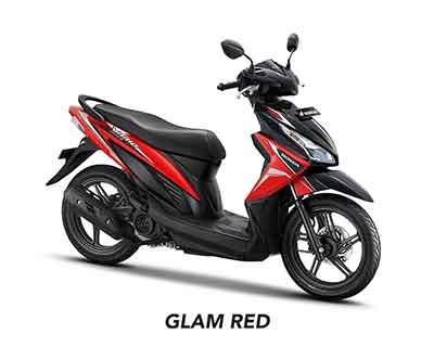 Honda Vario eSP 110 CC - Glam Red