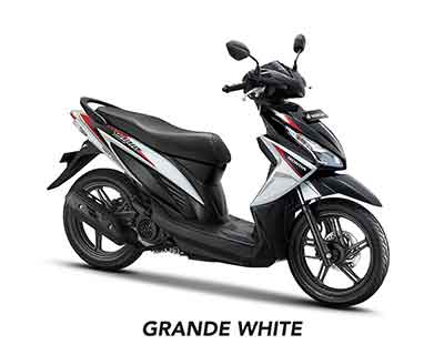 Honda Vario eSP 110 CC - Grande White