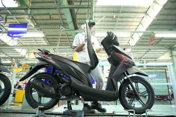 Honda Vario eSP Baru - Penyegaran