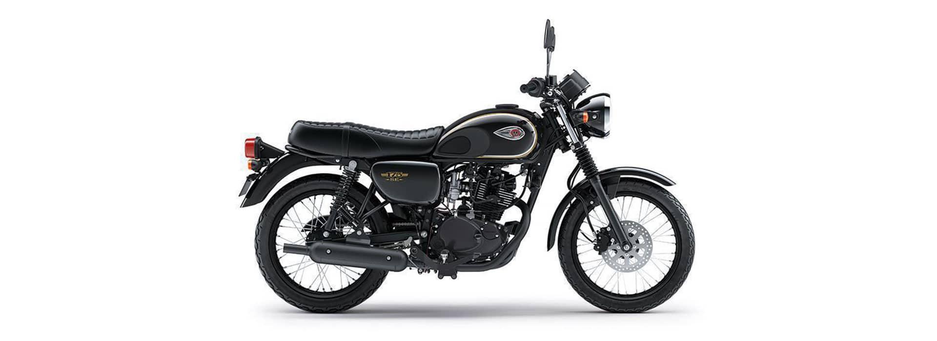 Motor Retro Kawasaki - W175
