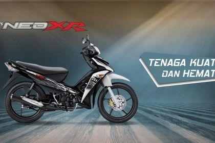 Nilai Ekspor TVS NXR 110cc