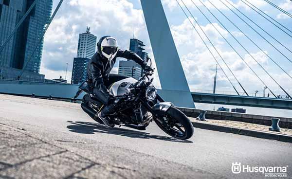 Vitpilen 701 2018 - Husqvarna Street Bike