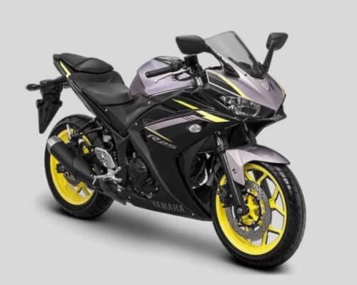 Yamaha YZF-R25 2018