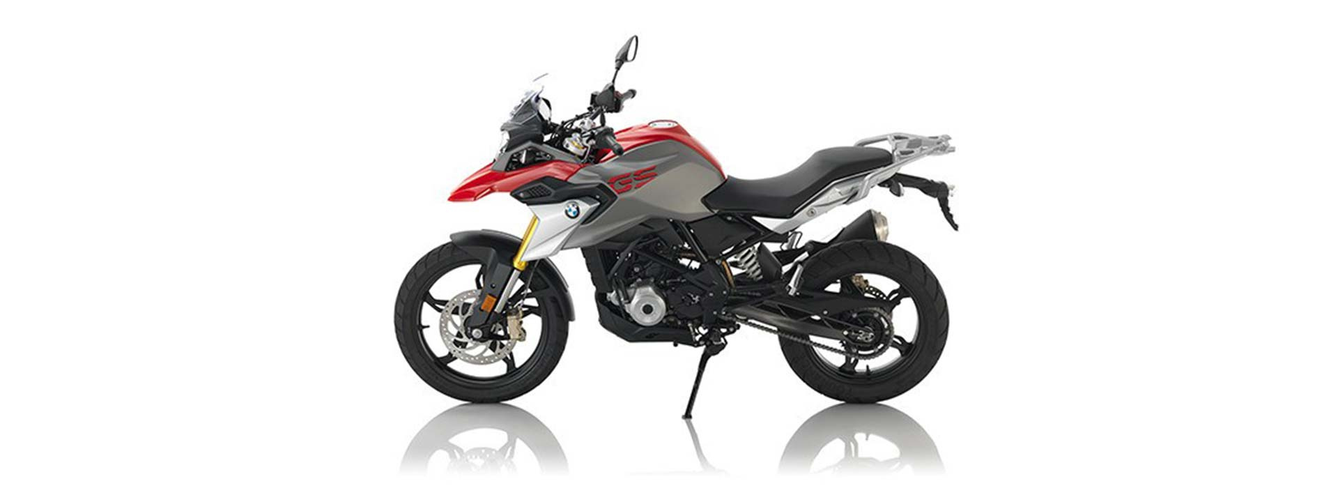 BMW G 310 GS - Racing Red