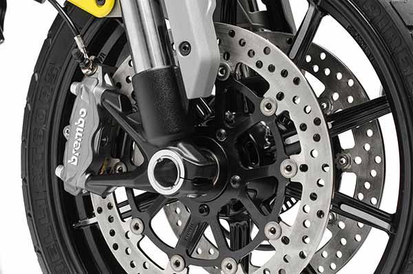 Ducati Scrambler 1100 2018 - Rem