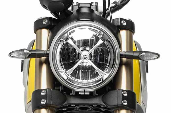 Ducati Scrambler 1100 2018 - Lampu Depan