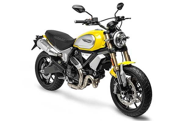 Ducati Scrambler 1100 2018