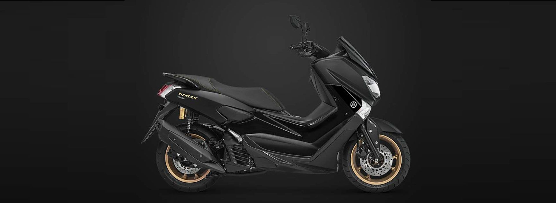 Yamaha NMAX 155 Model 2018 - Matte Black