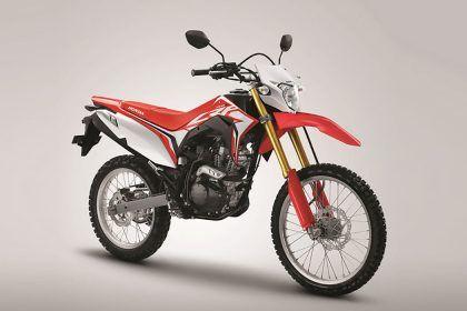 All New Honda CRF150L