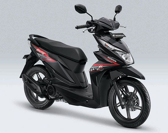 New Honda BeAT eSP 2018