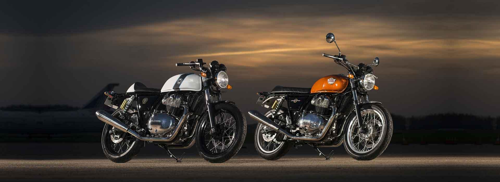 Royal Enfield - Motor Klasik Modern - Retro 2018