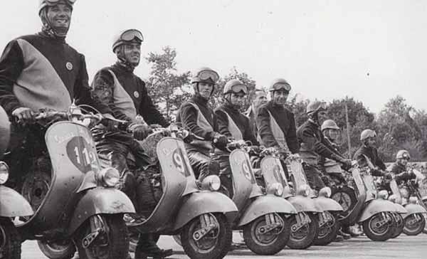 Vespa Sei Giorni Racing Team