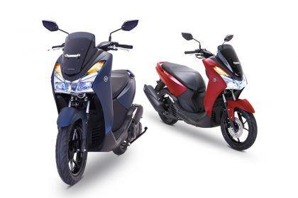 Yamaha Lexi dan Lexi-S 2018