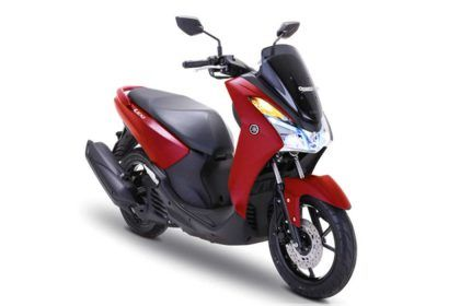 Yamaha Lexi - Matte Red