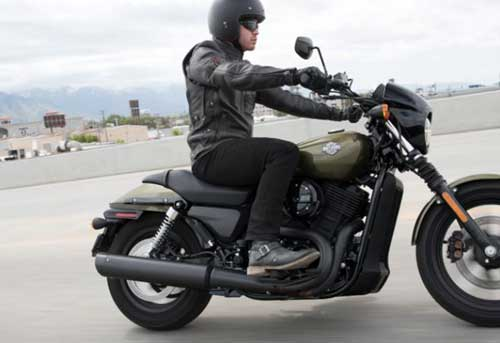 Harley Davidson Street 500 - 2018