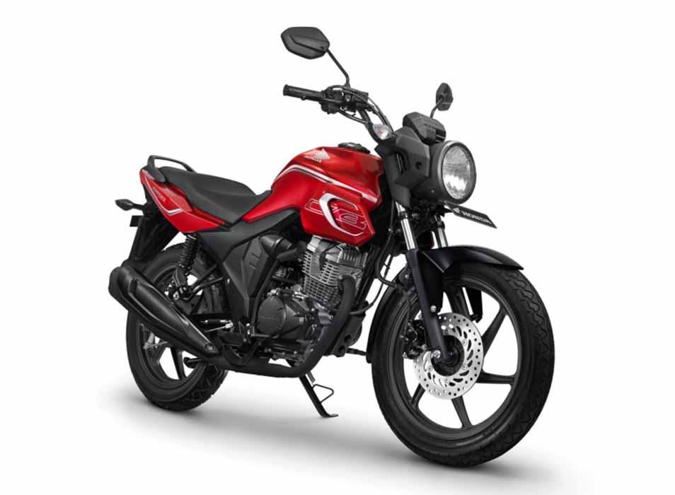 Honda CB150 Verza 2018