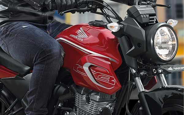 Honda CB150 Verza - Lampu Depan Bulat