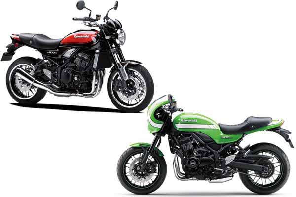 Kawasaki Z900RS dan Z900RS Cafe
