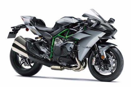 Ninja H2 Carbon Indonesia