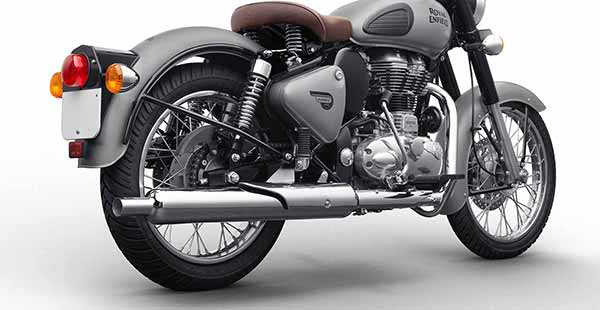 Royal Enfield Classic 350 Gunmetal Grey