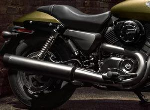 Harley Davidson Street 500 - tangk - jok