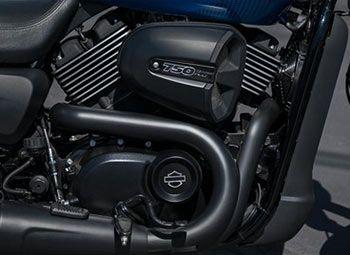 Harley Davidson 2018 Street Rod - mesin revolution-x 750