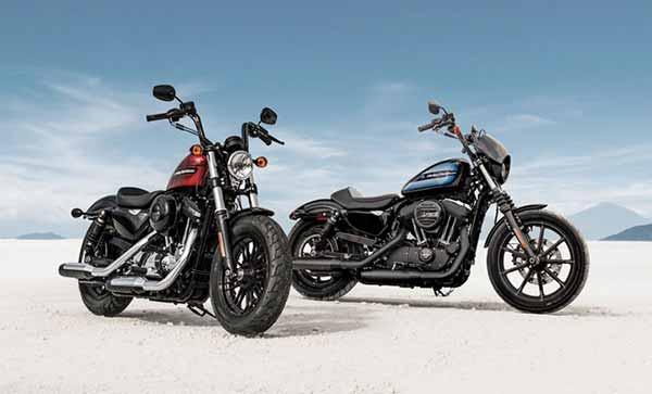 Motor baru Harley Davidson - Sportster 2018
