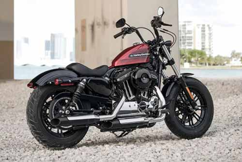 Harley Davidson Forty-Eight Special 2018