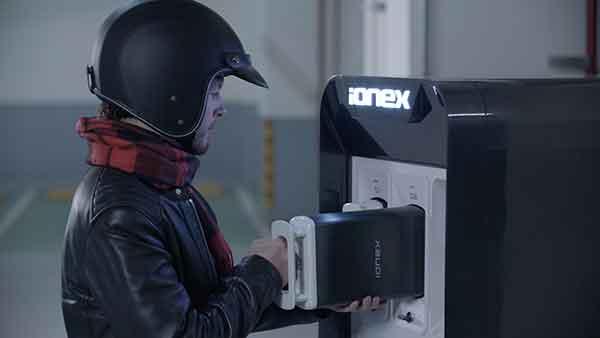 Kymco Ionex - Skuter Listrik