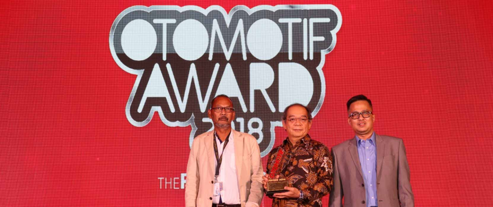 Honda PCX - Bike of the Year - Otomotif Award 2018