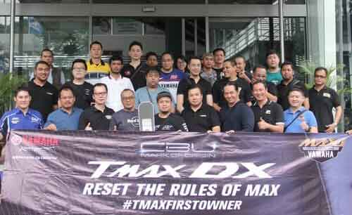 TMAX DX Owner Indonesia