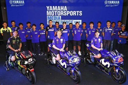 Rider Yamaha Racing Indonesia