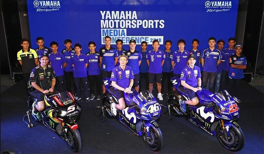 Rider Yamaha Racing Indonesia