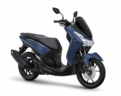Yamaha Lexi-S - Matte Blue Metallic