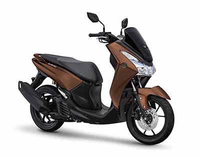 Yamaha Lexi-S - Matte Brown