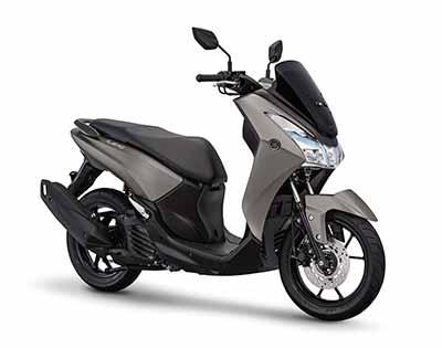 Yamaha Lexi - Matte Grey Metallic