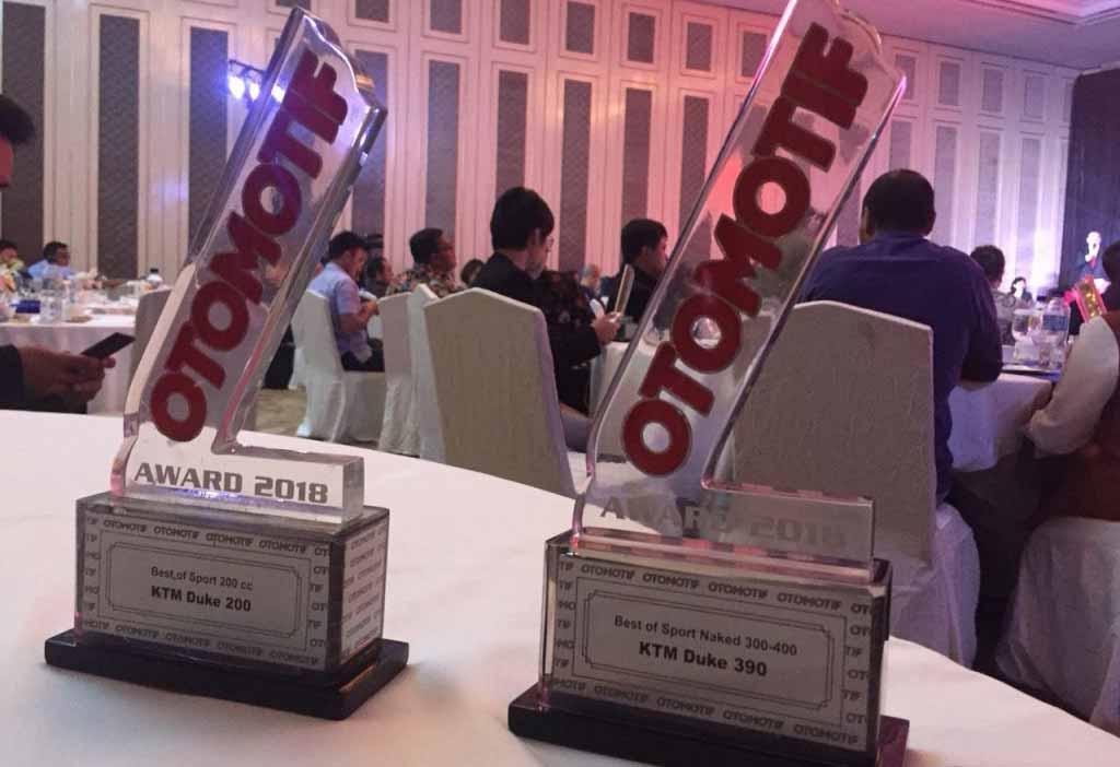 Motor Sport Terbaik - Otomotif Award 2018