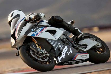 Motor Baru BMW - HP4 Race